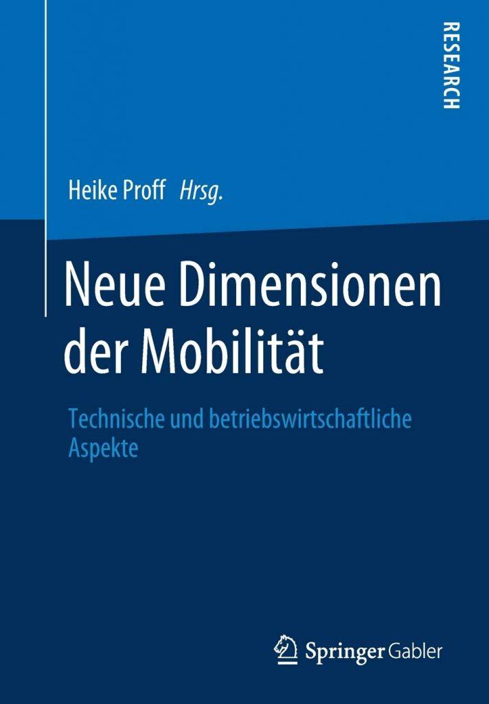 neue Dimensionen der Mobilität